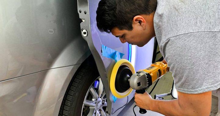 Car Body Repair Work